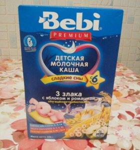 Каша молочная 3 злака