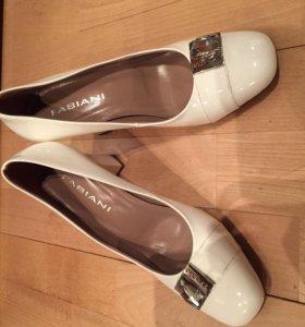Туфли новые Fabiani