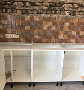 Сборка корпусной мебели шкафы купе прихожие кухни