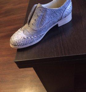 Туфли -лоферы