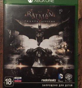 Batman: Рыцарь Аркхема (Xbox On)