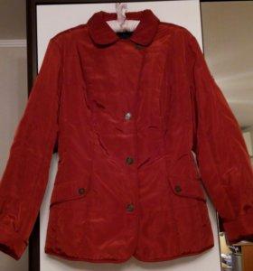 Куртка женская, новая, р-р 48