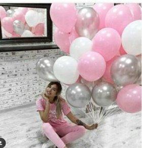 Воздушные шары доставка 0 рублей