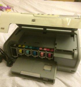 Принтер HP D7100