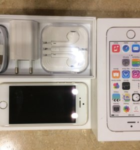 iPhone 5s 32 gb gold ME437RU/A