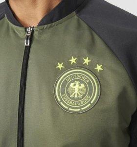 Олимпийка куртка adidas germany jacket