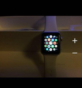 Iwatch часы sport apple watch