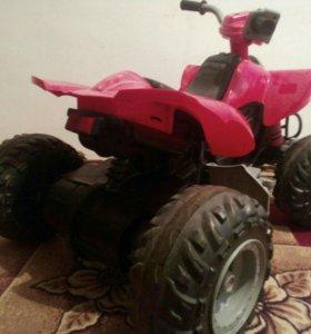 Детский электро квадроцикл