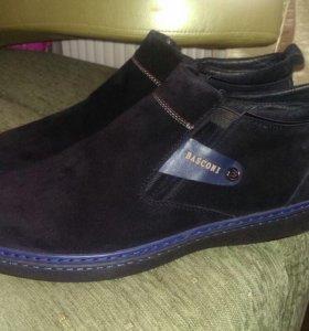 Мужские ботинки.Новые!!!