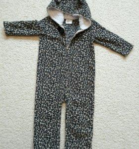 Комбинезон флисовый Baby 8