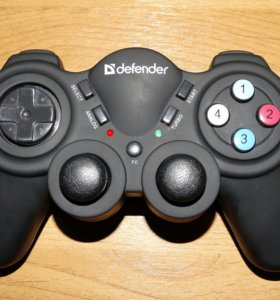 Геймпад Defender Game Racer Wireless PRO