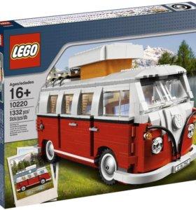 Конструктор Lego 10220 Creator Volkswagen Camper