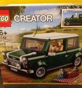 Конструктор Lego 10242 Creator mini Cooper Mk VII