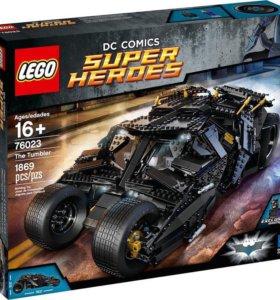 Конструктор lego DC Super Heroes 76023 Тумблер
