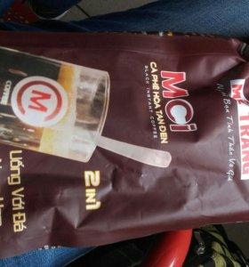 Кофе МСI из Вьетнама 2в1, растворимый, 500гр