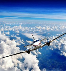 Полет на самолёте