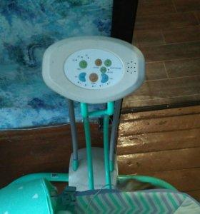 Электрокачель Happy Baby