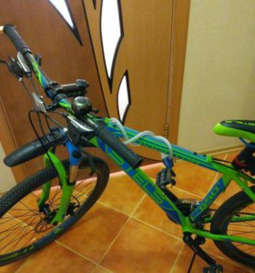 Новый велосипед