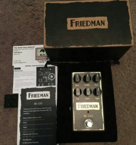 🎼 Made In USA Friedman BE-OD Overdrive