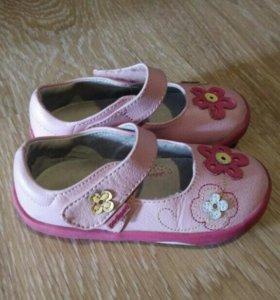 Туфельки Питипед 22 размер