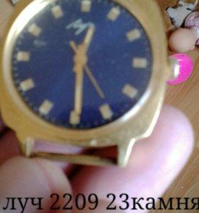 Часы Луч 2209 23камня