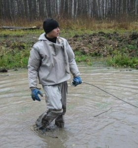 Костюм для рыбака Л-1