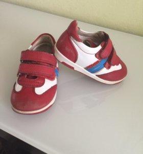 Кроссовки 21, детская обувь