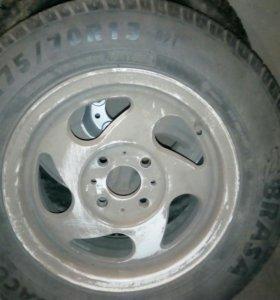 Колеса комплект175/70R13