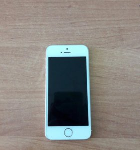 Продаётся IPhone 5s 16 Gb золотой
