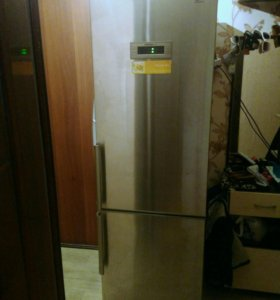 Продам 2х камерный холодильник LG, Ho frost.
