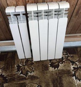 Радиаторы биметалл/алюминий