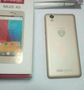 Телефон Prestigio Muze A5