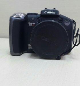 Фотоаппарат Canon Powershot S5 IS