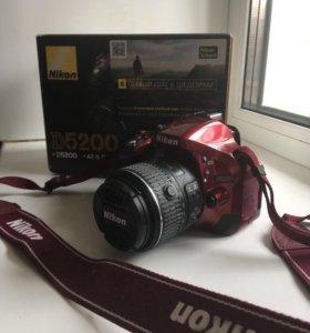 Фотоаппарат Nicon D5200