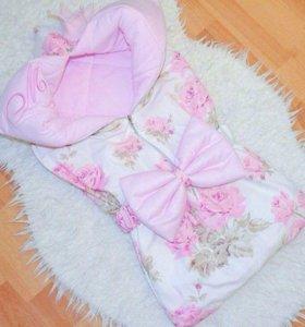 Конверт-одеяло.