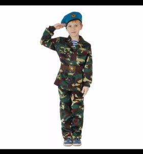 Костюм ВДВ,спецназ,юный десант