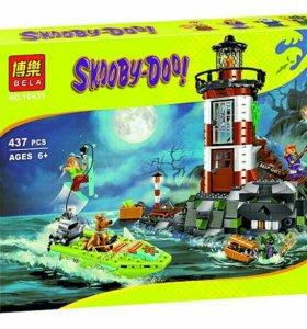 Конструктор аналог LEGO Scooby Doo 75903 Bela