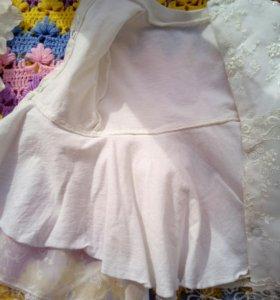 Красивое платье р.76-80