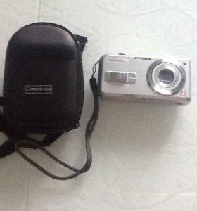 Фотоаппарат Panasonic DMC-LS2 (LUMIX)