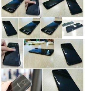 Samsung s7 edge.. ОРИГИНАЛ....(черный)