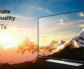 3D 4k Телевизор samsung UE48HU8500T
