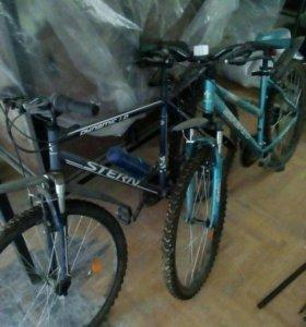 2 Велосипеда Stern