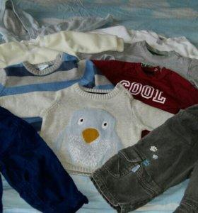 одежда для мальчика 62-68-74