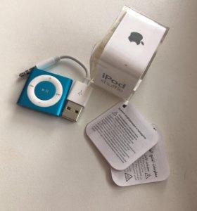плеер ipod shuffle 2 gb