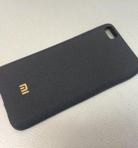 Чехол Xiaomi Mi5 черный