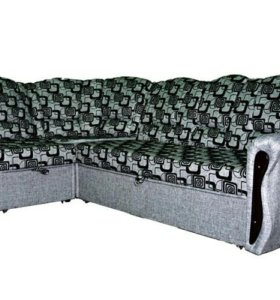 Угловой диван Экко-Мебель образец 3