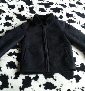 Куртки мальчиковые