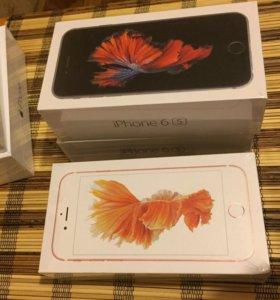 Айфон 6S 64гб Розов, золотой, все цвета