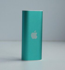 PowerBank Apple 6000 бирюзовый
