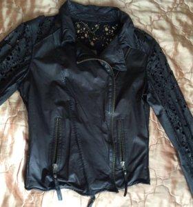 Куртка-Косуха натуральная кожа